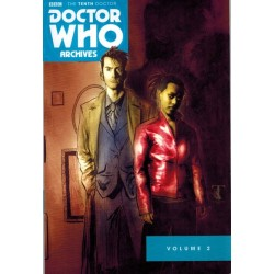 Doctor Who 10th Doctor Archives 02