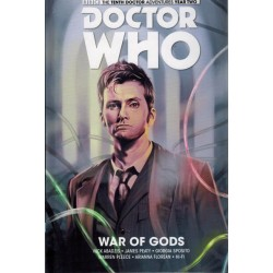 Doctor Who 10th Doctor 07 HC War of gods