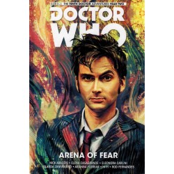Doctor Who 10th Doctor 05 HC Arena of fear