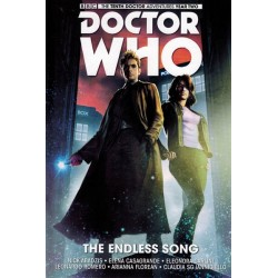 Doctor Who 10th Doctor 04 HC The endless song