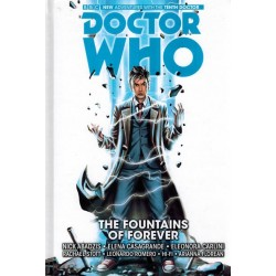 Doctor Who 10th Doctor 03 HC The fountains of forever