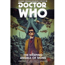 Doctor Who 10th Doctor 02 HC The weeping angels of Mons