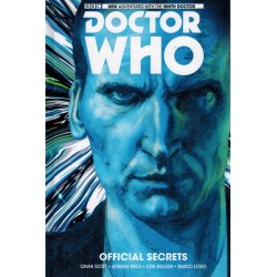 Doctor Who 09th Doctor 03 HC Official secrets