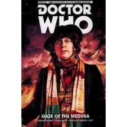 Doctor Who 04th Doctor 01 HC Gaze of the Medusa