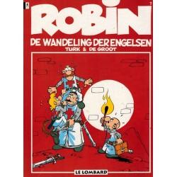 Robin Hoed  07 De wandeling der Engelsen