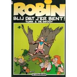 Robin Hoed Reclame-album Blij dat je'r bent! 1e druk 1996