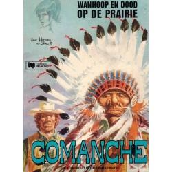 Comanche 02 Wanhoop op de prairie herdruk Helmond