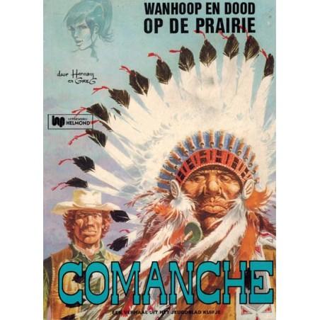 Comanche 02% Wanhoop op de prairie herdruk Helmond