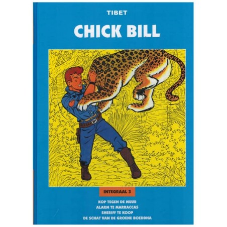 Chick Bill   integraal 03 HC