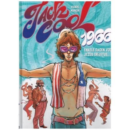 Jack Cool 01 HC 1966 Enkele dagen voor Jezus Grijstus...
