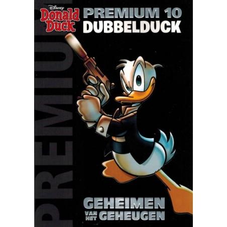 Donald Duck  Premium pocket 10 Dubbelduck Geheimen van het geheugen