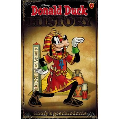 Donald Duck  History pocket 07 Goofy's geschiedenis