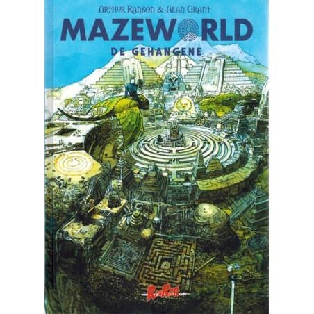 Mazeworld 01 HC De gehangene