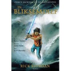 Perry Jackson en de Olympiers 01 De bliksemafleider (naar Rick Riordan)