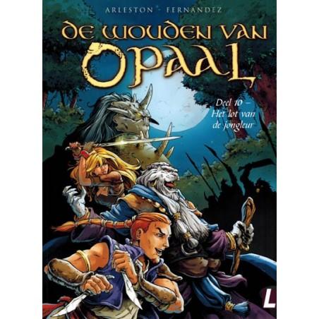 Wouden van Opaal 10 Het lot van de jongleur