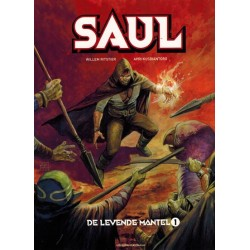 Saul 01 De levende mantel