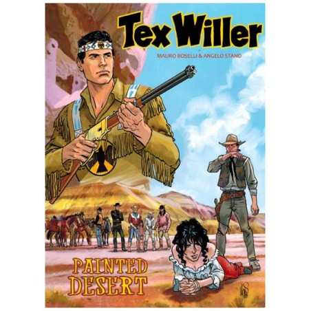 Tex Willer  04 Painted desert