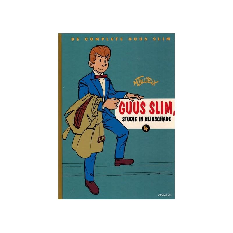 Guus Slim  integraal 04 HC Studie in blikschade