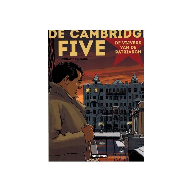 Cambridge Five 03 De vijvers van de patriarch