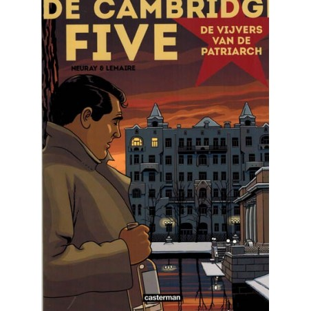 Cambridge Five 03 De vijvers van de patriarch