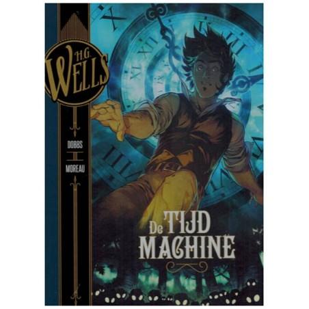 H.G. Wells 03 HC De tijdmachine