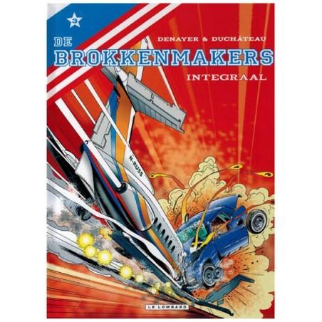 Brokkenmakers  integraal 03 HC