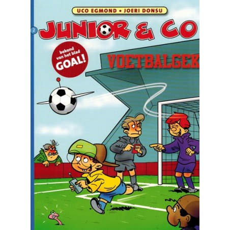 Junior & Co 02 Voetbalgek