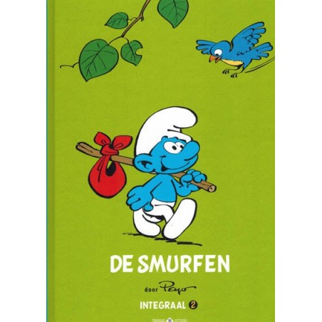 Smurfen   integraal 02 HC 1967-1969