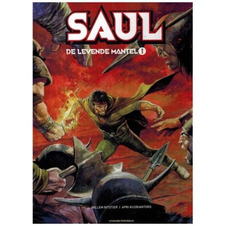 Saul HC 01 De levende mantel