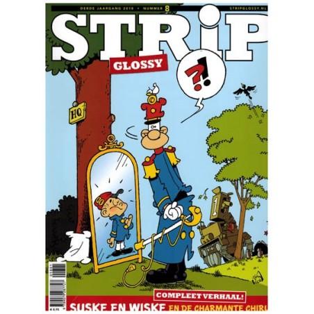 Strip glossy 08 Generaal, Suske & Wiske Charmante chirurg, Meimoorden en meer