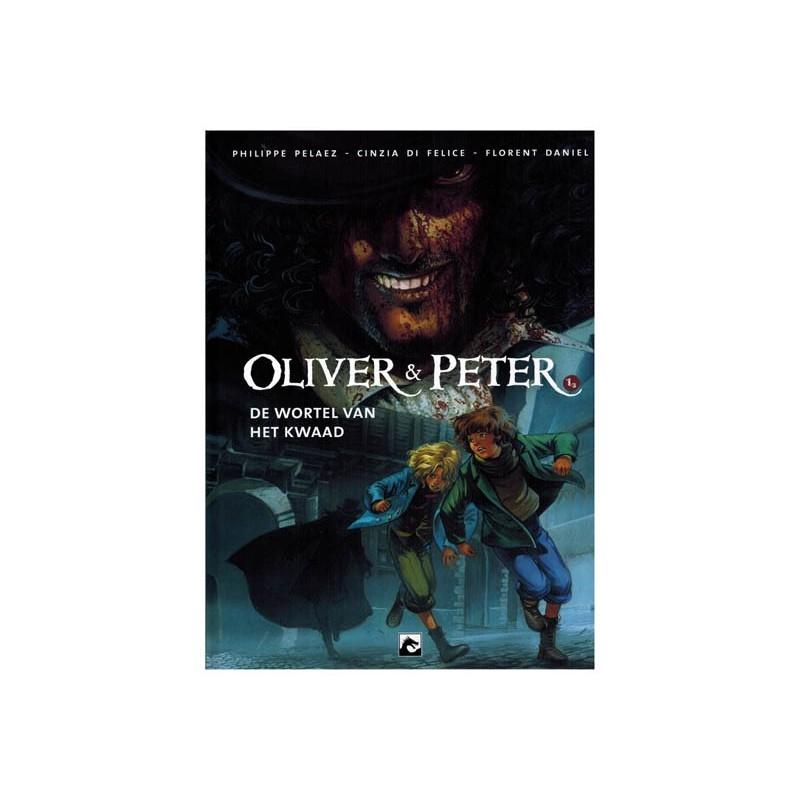Oliver & Peter set HC deel 1 t/m 3