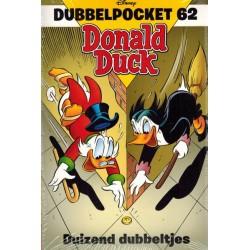 Donald Duck  Dubbel pocket 62 Duizend dubbeltjes