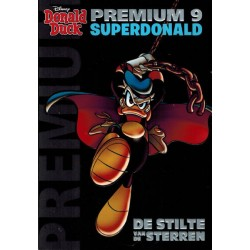 Donald Duck  Premium pocket 09 Superdonald De stilte van de sterren