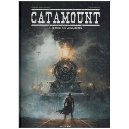 Catamount HC 02 De trein der vervloekten (naar Albert Bonneau)