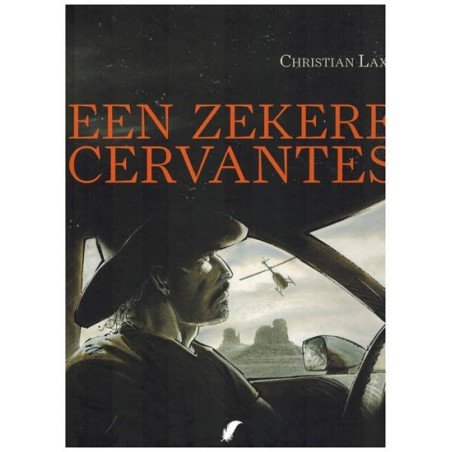 Lax strips  HC Een zekere Cervantes [Don Quichot]