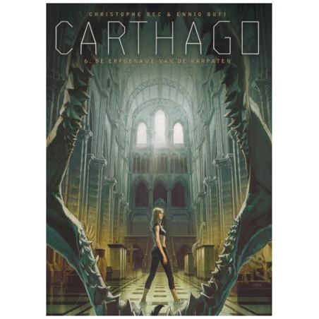 Carthago 06 De erfgename van de Karpaten