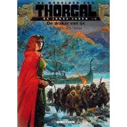 Thorgal   Werelden Jonge jaren HC 06 De drakar van ijs