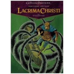 Geheime driehoek Lacrima christi 03 HC Het waarheidszegel