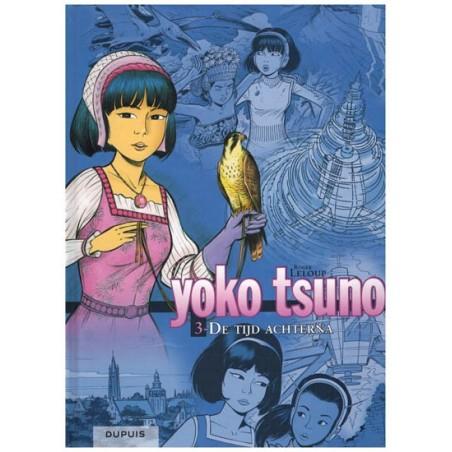 Yoko Tsuno   integraal 03 HC De tijd achterna
