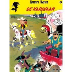 Lucky Luke    24 De karavaan