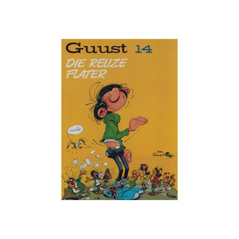 Guust Flater    Chronologisch HC 14 Die reuze Flater [641-677]