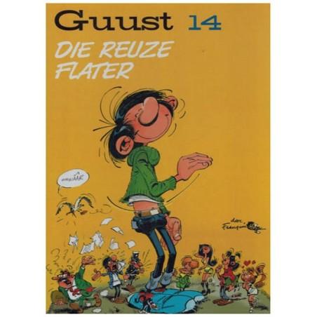 Guust Flater    Chronologisch 14 HC Die reuze Flater [641-677]