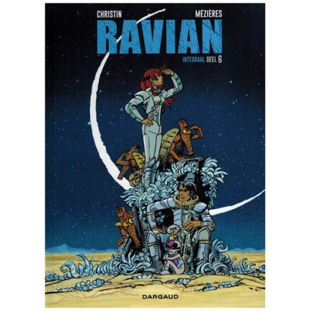 Ravian   integraal 06 HC
