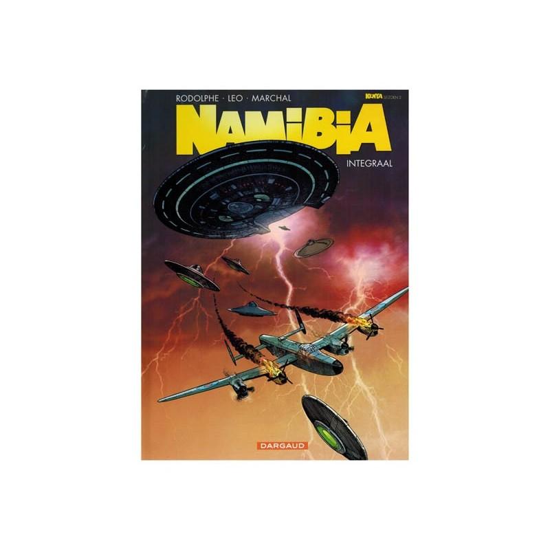 Namibia  integraal 01 HC (Kenya cyclus II)