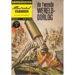 Illustrated Classics Aktuele Editie<br>Tweede Wereldoorlog 1969