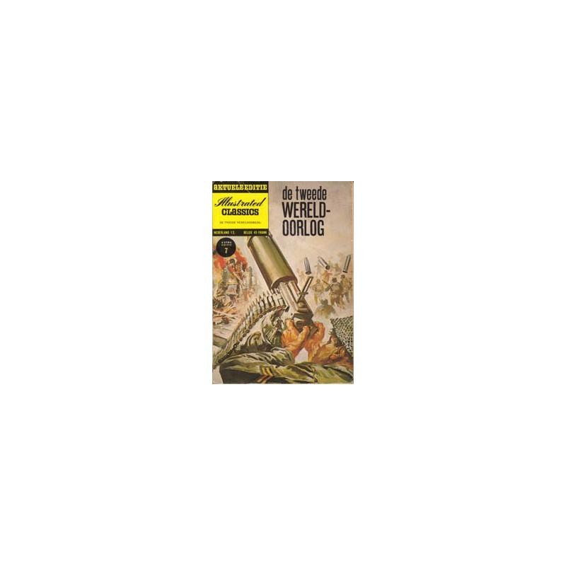 Illustrated Classics Aktuele Editie Tweede Wereldoorlog 1969