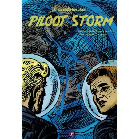 Piloot Storm  32 Het groot-imperium  van Kon-Krek + Mahoe en de kuil des doods