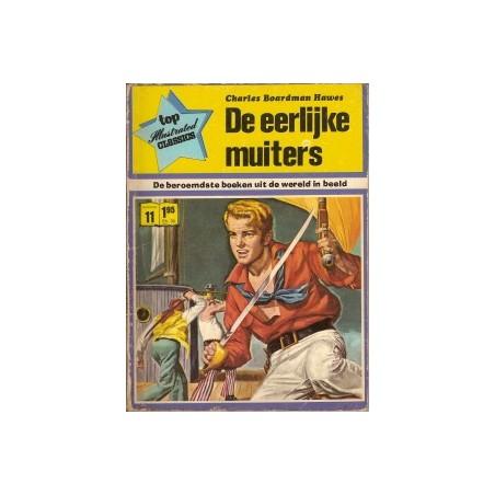 Top Illustrated Classics 11% De eerlijke muiters 1970