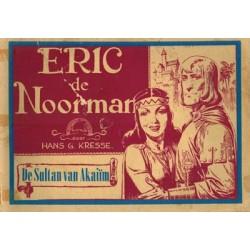 Eric de Noorman Vlaamse reeks 05% De sultan van Akaiim 1e druk 1949