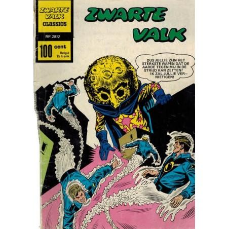Zwarte Valk classics 12% Het maan monster 1e druk 1970 (2812)